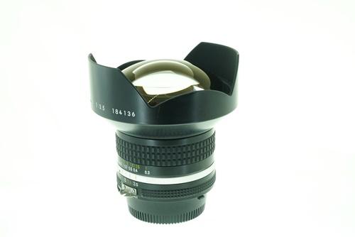 Nikon 15mm f3.5 Ultra Wide  รูปขนาดปก ลำดับที่ 3 Nikon 15mm f3.5 Ultra Wide