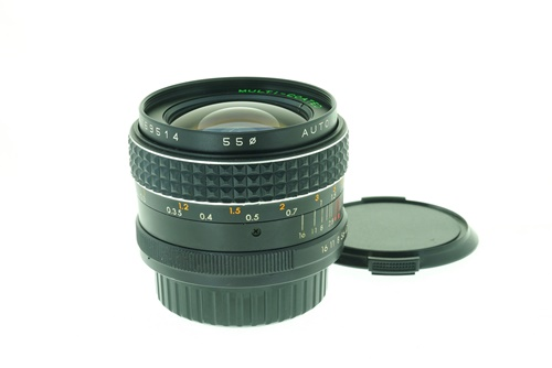 Makinon 24mm f2.8  รูปขนาดปก ลำดับที่ 6 Makinon 24mm f2.8