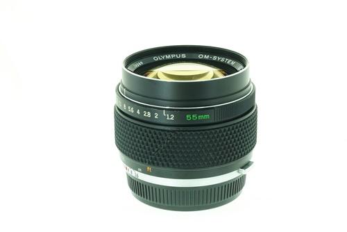 Olympus 55mm f1.2  รูปขนาดปก ลำดับที่ 3 Olympus 55mm f1.2