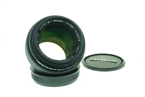 Olympus 50mm f1.2  รูปขนาดปก ลำดับที่ 1 Olympus 50mm f1.2