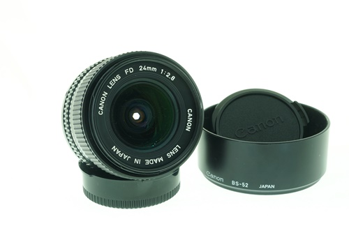 Canon 24mm f2.8  รูปขนาดปก ลำดับที่ 1 Canon 24mm f2.8