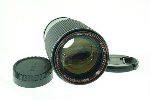 Vivitar Series 1 70-210mm f2.8-4 (Version 3)  รูปขนาดปก ลำดับที่ 1 Vivitar Series 1 70-210mm f2.8-4 (Version 3)