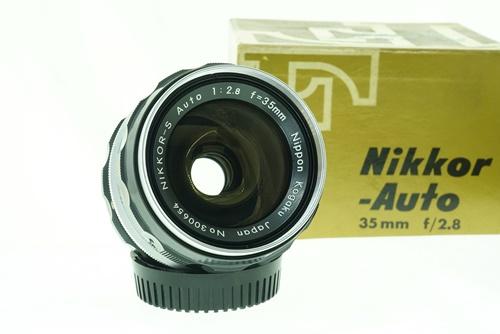 Nikon 35mm f2.8  รูปขนาดปก ลำดับที่ 1 Nikon 35mm f2.8