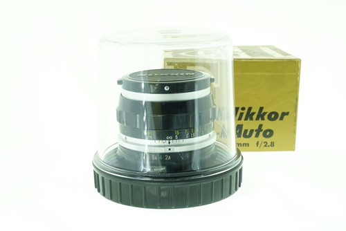 Nikon 35mm f2.8  รูปขนาดปก ลำดับที่ 2 Nikon 35mm f2.8