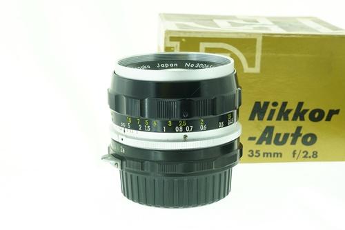 Nikon 35mm f2.8  รูปขนาดปก ลำดับที่ 4 Nikon 35mm f2.8