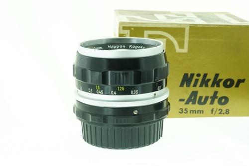 Nikon 35mm f2.8  รูปขนาดปก ลำดับที่ 5 Nikon 35mm f2.8