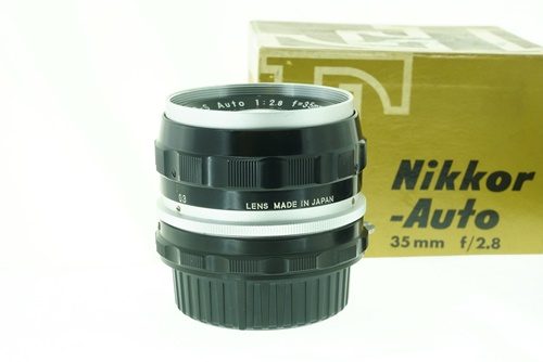 Nikon 35mm f2.8  รูปขนาดปก ลำดับที่ 6 Nikon 35mm f2.8