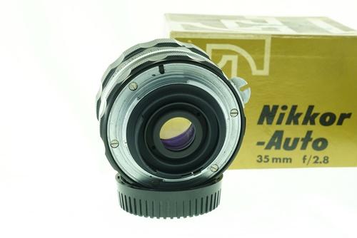 Nikon 35mm f2.8  รูปขนาดปก ลำดับที่ 7 Nikon 35mm f2.8