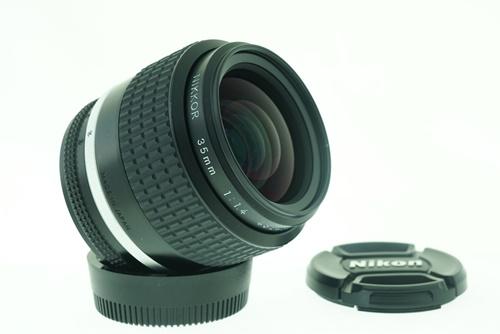 Nikon 35mm f1.4  รูปขนาดปก ลำดับที่ 1 Nikon 35mm f1.4
