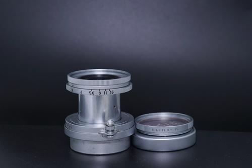 Leica Elmar 50mm f2.8  รูปขนาดปก ลำดับที่ 3 Leica Elmar 50mm f2.8
