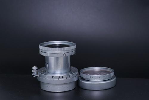 Leica Elmar 50mm f2.8  รูปขนาดปก ลำดับที่ 4 Leica Elmar 50mm f2.8