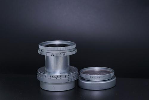 Leica Elmar 50mm f2.8  รูปขนาดปก ลำดับที่ 6 Leica Elmar 50mm f2.8