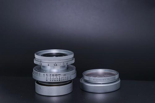 Leica Elmar 50mm f2.8  รูปขนาดปก ลำดับที่ 7 Leica Elmar 50mm f2.8