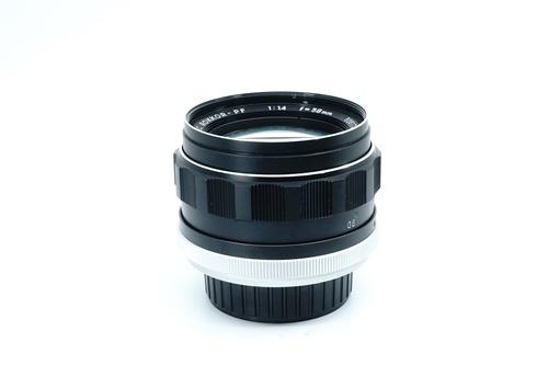 Minolta Rokkor-PF 58mm f1.4  รูปขนาดปก ลำดับที่ 5 Minolta Rokkor-PF 58mm f1.4