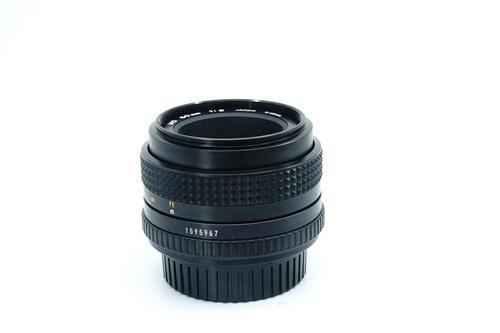 Minolta 50mm f2  รูปขนาดปก ลำดับที่ 5 Minolta 50mm f1.7