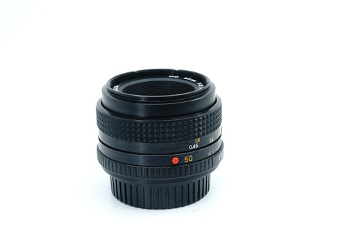 Minolta 50mm f2  รูปขนาดปก ลำดับที่ 6 Minolta 50mm f1.7