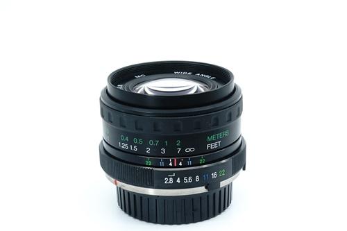 Vivitar 24mm f2.8  รูปขนาดปก ลำดับที่ 2 Vivitar 24mm f2.8