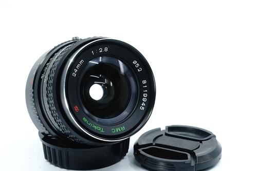 Tokina RMC 24mm f2.8  รูปขนาดปก ลำดับที่ 1 Tokina RMC 24mm f2.8