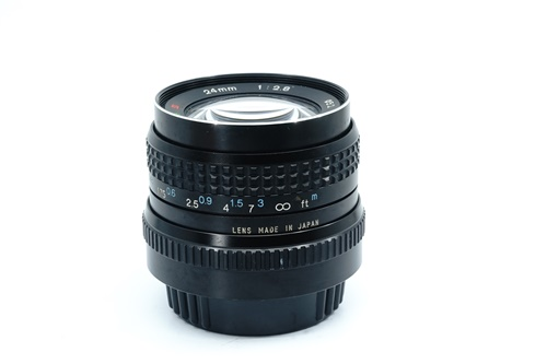 Tokina RMC 24mm f2.8  รูปขนาดปก ลำดับที่ 4 Tokina RMC 24mm f2.8