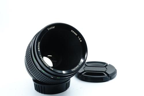 Vivitar 55mm f2.8 Macro 1:1  รูปขนาดปก ลำดับที่ 2 Vivitar 55mm f2.8 Macro 1:1