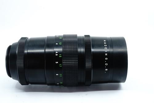 Pentacon 200mm f4 - 15 Blade  รูปขนาดปก ลำดับที่ 5 Pentacon 200mm f4 - 15 Blade
