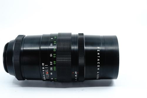 Pentacon 200mm f4 - 15 Blade  รูปขนาดปก ลำดับที่ 6 Pentacon 200mm f4 - 15 Blade