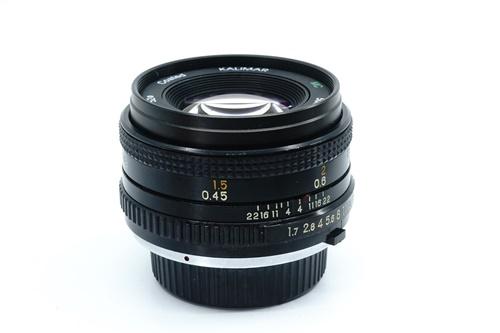 Kalimar 50mm f1.7  รูปขนาดปก ลำดับที่ 6 Kalimar 50mm f1.7