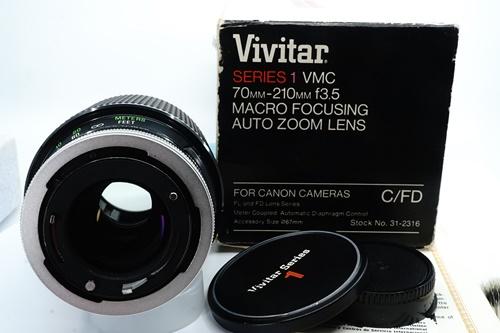 Vivitar Series 1 70-210mm f3.5 Macro Focusing Zoom  รูปขนาดปก ลำดับที่ 7 Vivitar Series 1 70-210mm f3.5 Macro Focusing Zoom