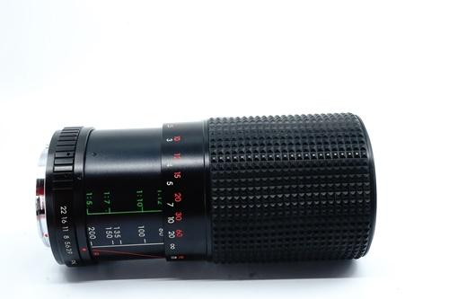 Albinar 80-200mm f3.9  รูปขนาดปก ลำดับที่ 2 Albinar 80-200mm f3.9