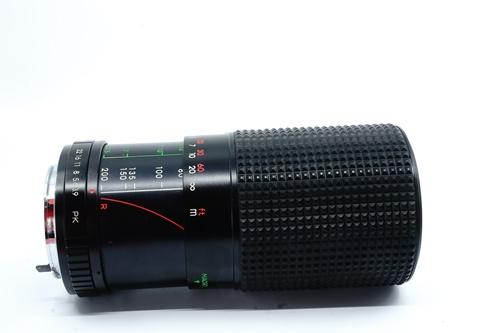 Albinar 80-200mm f3.9  รูปขนาดปก ลำดับที่ 3 Albinar 80-200mm f3.9
