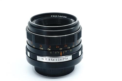 Pentacon 50mm f1.8 ม้าลาย  รูปขนาดปก ลำดับที่ 2 Pentacon 50mm f1.8 ม้าลาย