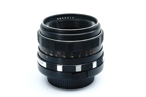Pentacon 50mm f1.8 ม้าลาย  รูปขนาดปก ลำดับที่ 3 Pentacon 50mm f1.8 ม้าลาย