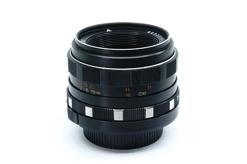 Pentacon 50mm f1.8 ม้าลาย  รูปขนาดปก ลำดับที่ 4 Pentacon 50mm f1.8 ม้าลาย