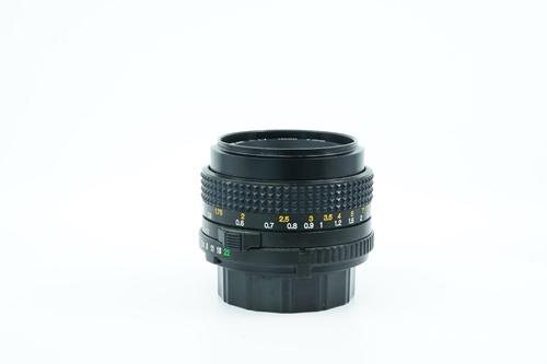 Minolta MD 50mm f1.7  รูปขนาดปก ลำดับที่ 3 Minolta MD 50mm f1.7