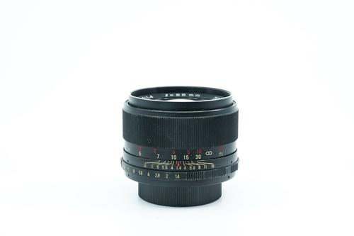 Mamiya / Sekor 55mm f1.4  รูปขนาดปก ลำดับที่ 2 Mamiya / Sekor 55mm f1.4