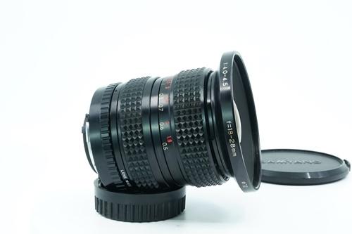 Samyang 18-28mm f4.0-4.5  รูปขนาดปก ลำดับที่ 1 Samyang 18-28mm f4.0-4.5