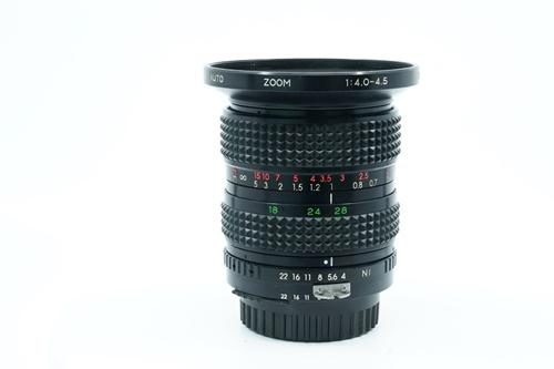 Samyang 18-28mm f4.0-4.5  รูปขนาดปก ลำดับที่ 2 Samyang 18-28mm f4.0-4.5