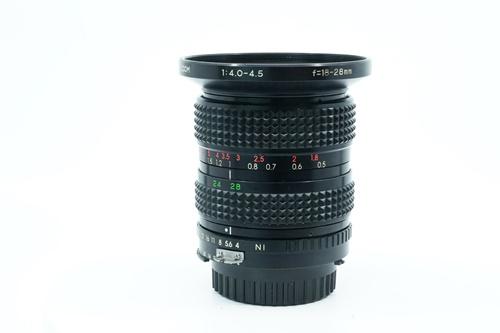 Samyang 18-28mm f4.0-4.5  รูปขนาดปก ลำดับที่ 3 Samyang 18-28mm f4.0-4.5