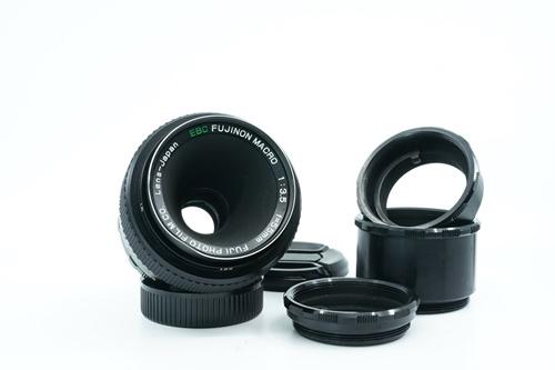 Fujinon EBC 55mm f3.5 (Macro)  รูปขนาดปก ลำดับที่ 1 Fujinon EBC 55mm f3.5 (Macro)
