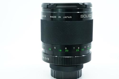 Soligor C/D 500mm f8  รูปขนาดปก ลำดับที่ 7 Soligor C/D 500mm f8