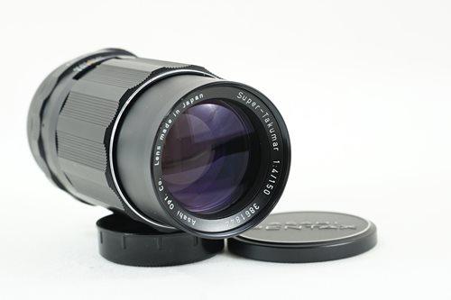 Super-Takumar 150mm f4  รูปขนาดปก ลำดับที่ 1 Super-Takumar 150mm f4 Picture 1